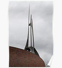 MIT Chapel Spire Poster