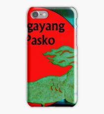 Christmas Mermaid - Philippines iPhone Case/Skin