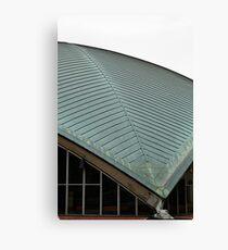 MIT Auditorium Roof Canvas Print
