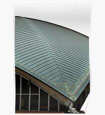MIT Auditorium Roof Poster