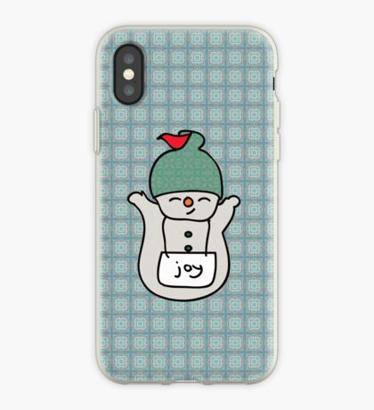 Friendly iPhone Case