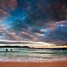 Avoca surf by Dave  Gosling Photography