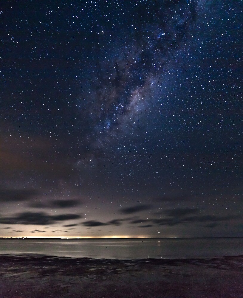 Galaxy View from Yorke Peninsula by pablosvista2