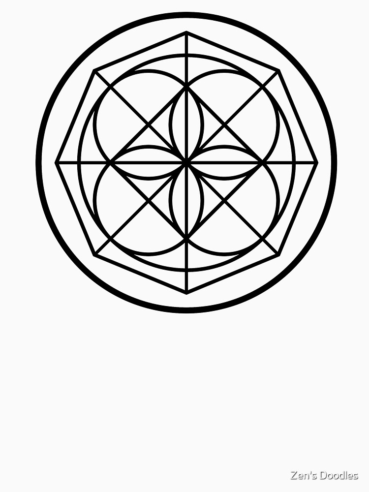 Kenpo Universal Pattern Unisex T Shirt By Onezenmom Redbubble