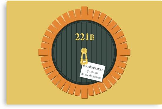 221B Bag End by sirwatson