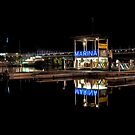 Marina - Darling Harbour by Jason Ruth