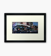 Margaritaville Framed Print