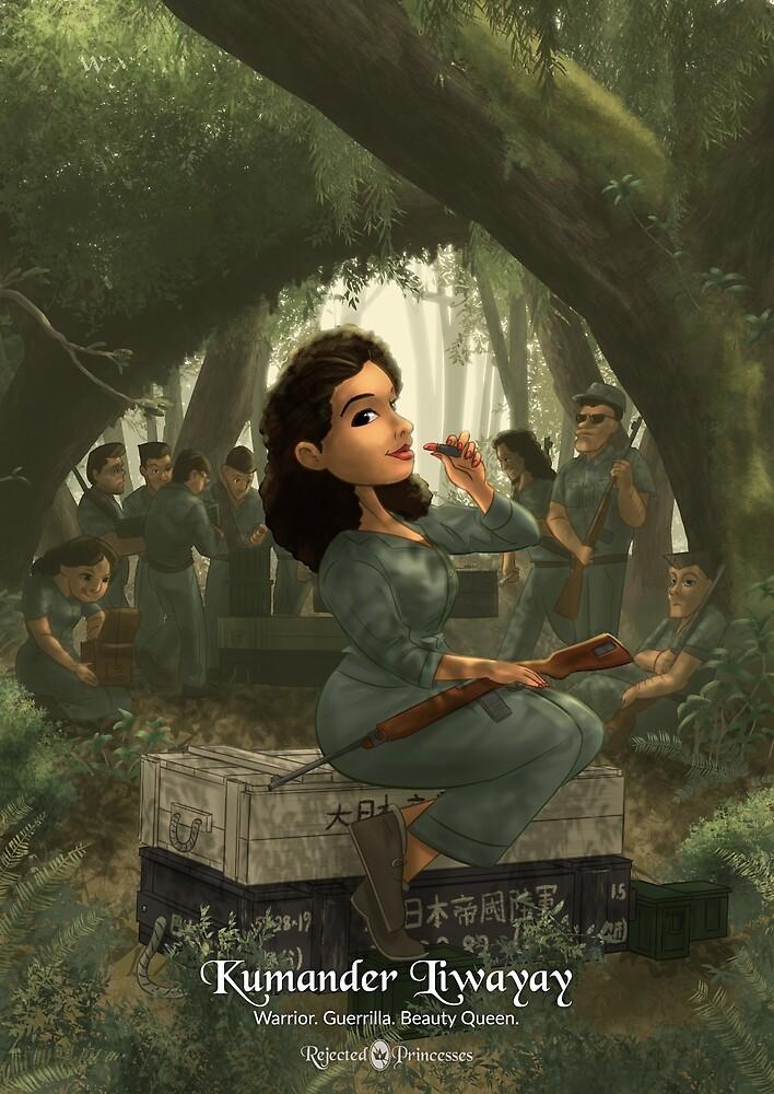 Kumander Liwayway - Rejected Princesses by jasonporath