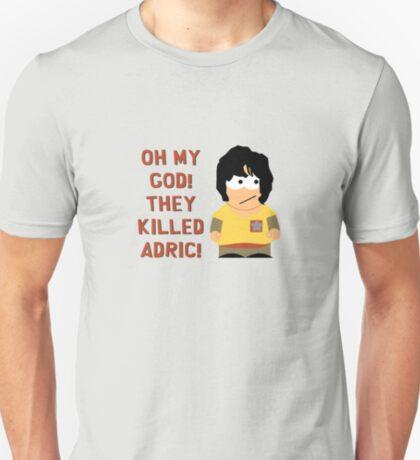Oh My God! They Killed Adric! T-Shirt