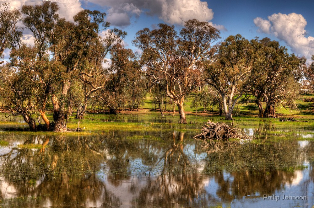 And his Ghost Maybe Heard, Harden NSW, Australia - The HDR Experience               by Philip Johnson