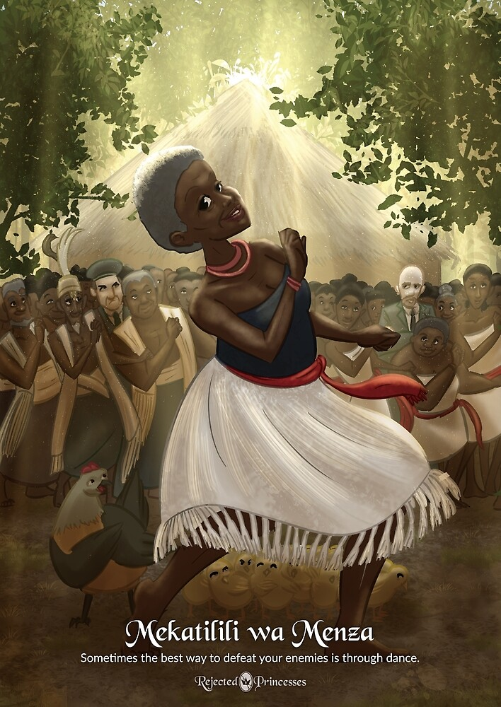 Mekatilili wa Menza by jasonporath