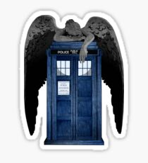 Weeping For The Doctor Sticker