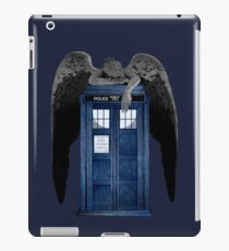 Weeping For The Doctor iPad Case/Skin