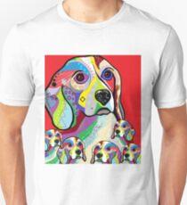 Beagle and Babies Unisex T-Shirt