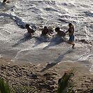 The rising Tide is coming - La Marea Alta viene by PtoVallartaMex