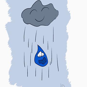 Rain by LesterBear