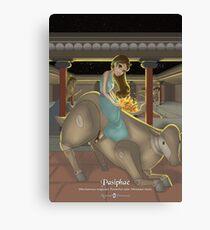 Lienzo Pasiphae - Princesas rechazadas