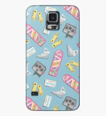 Back to the Future Case/Skin for Samsung Galaxy