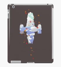 Minimalist Serenity - Leaf On The Wind iPad Case/Skin