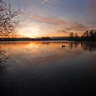 Haysden Country Park,Tonbridge,Kent by Stuart  Gennery