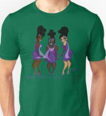 CRYSTAL, RONETTE & CHIFFON. T-Shirt