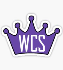 WCS Sticker