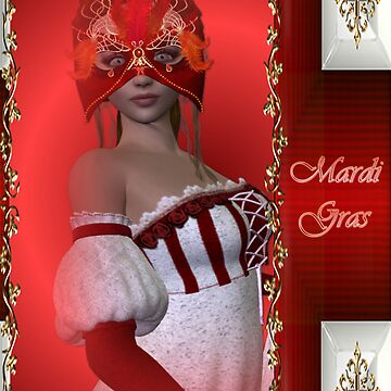 Mardi Gras by EnchantedDreams