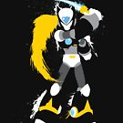Copy Zero splattery design by thedailyrobot