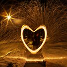 Burning Heart by Tim Wright