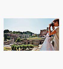 Photographers Photographic Print