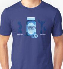 Blue Bomber Mega Vitamins T-Shirt