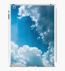 Cloud Survey iPad Case/Skin