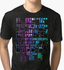 Let The Bass Cannon Kick It! Tri-blend T-Shirt