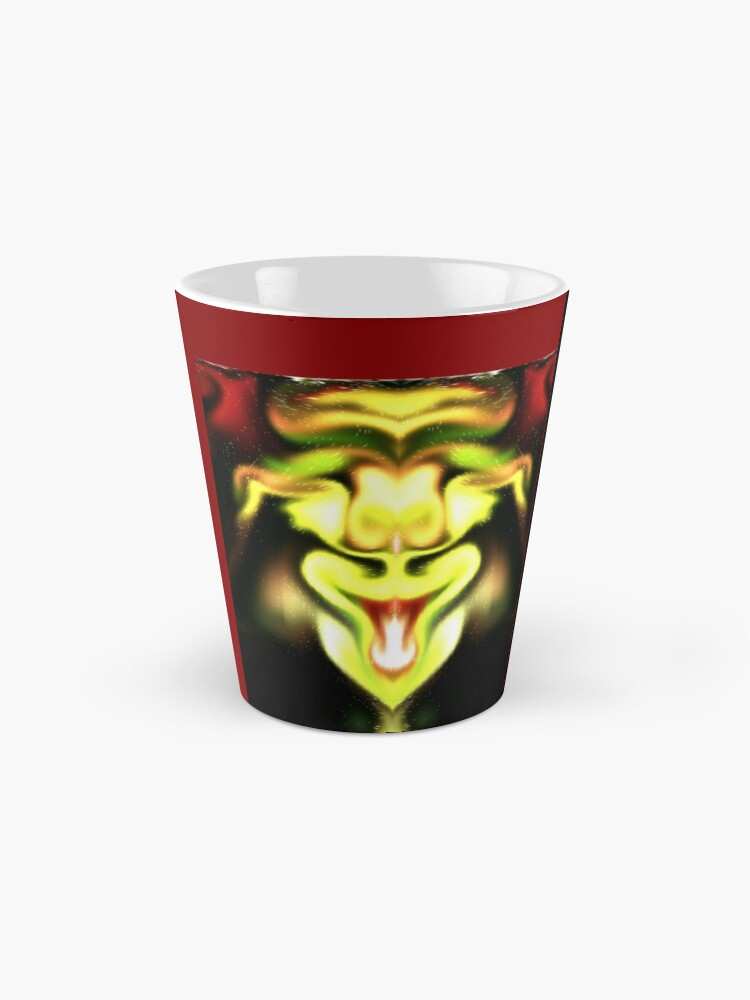 Alternate view of happy chinese dragon Mug