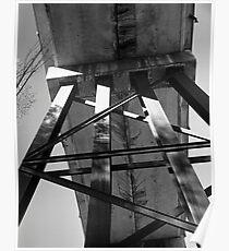 Bridge Underside Poster
