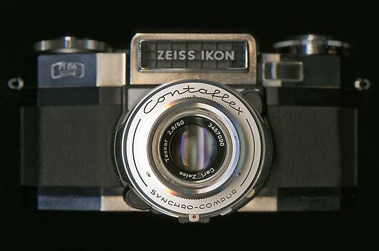 1963 Zeiss Ikon Contaflex Super B by BRogers
