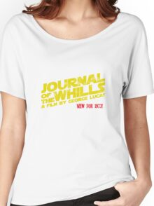 JOURNAL OF THE WHILLS 1973 Women's Relaxed Fit T-Shirt