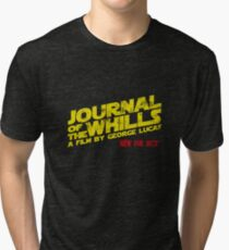 JOURNAL OF THE WHILLS 1973 Tri-blend T-Shirt