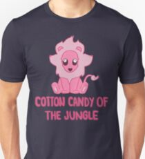 Cotton Candy of the Jungle T-Shirt
