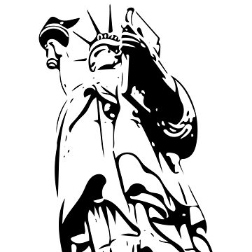Statue of Liberty - Simplified by 75Central
