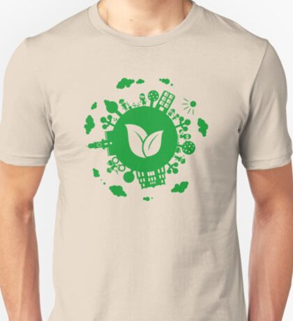 Grow (Oxfam Contest) T-Shirt