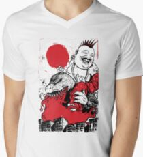 Sit Down & Shut Up Mens V-Neck T-Shirt
