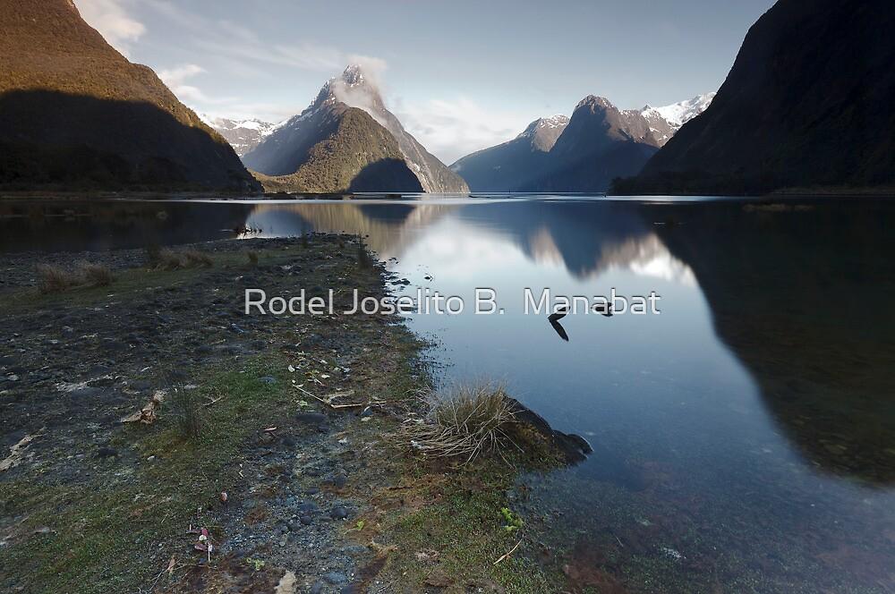 Milford Sound by Rodel Joselito B.  Manabat