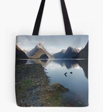 Milford Sound Tote Bag