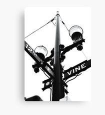 Vine and 12th - Downtown Cincinnati Canvas Print