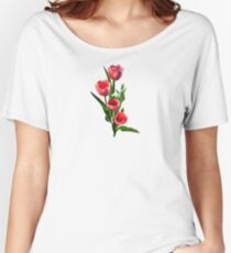 Tulip Family Women's Relaxed Fit T-Shirt