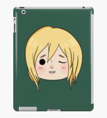 Krista (Historia) Wink! iPad Case/Skin