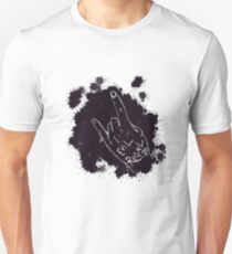 Evil Regal Sign Unisex T-Shirt