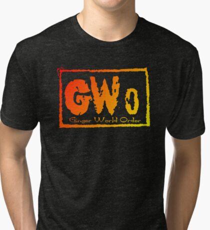 AGW CWE GWO Tri-blend T-Shirt