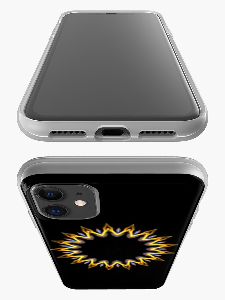 Alternate view of mandala #3 iPhone Case & Cover